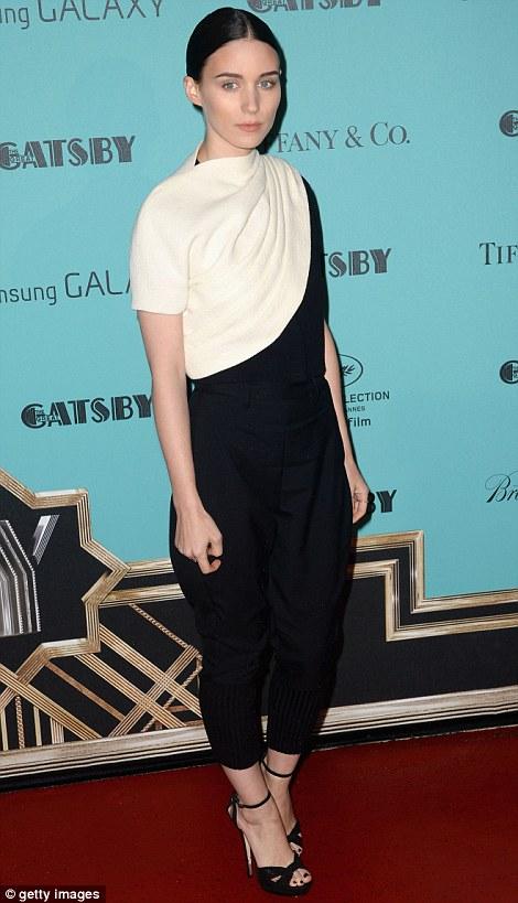 Rooney Mara-Cannes